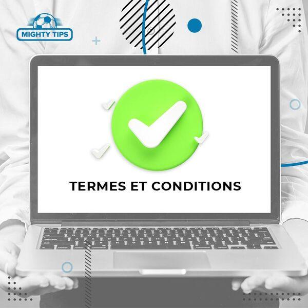 Termes et Conditions